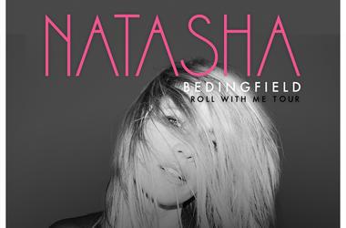 Natasha Begindfield Tour 2019