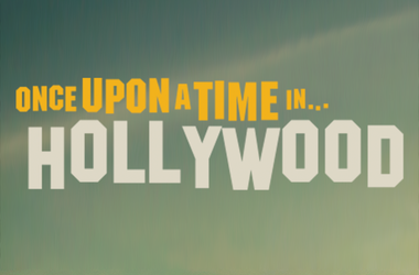 Once Upon a Time in Hollywood Poster 2019