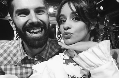 Mike Adam and Camila Cabello