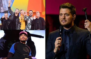 Backstreet Boys x Chance The Rapper x Michael Buble