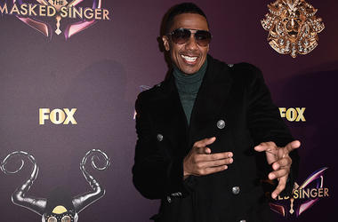 Nick Cannon -- The Masked Singer
