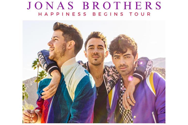 Jonas Brothers Tour 2019