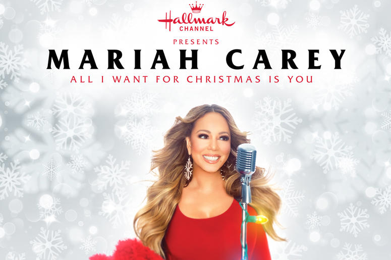 All I Want For Christmas.Winning Weekend Listen For A Chance To See Mariah Carey