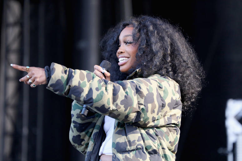 performs onstage at SOMETHING IN THE WATER - Day 2 on April 27, 2019 in Virginia Beach City