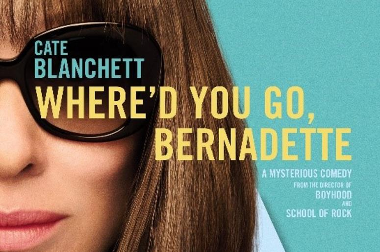 Where'd You Go Bernadette Movie Poster 2019