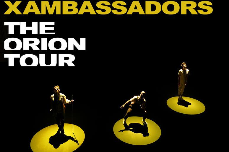 X Ambassadors Tour 2019
