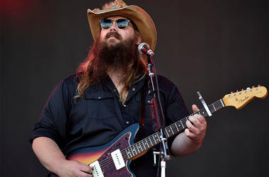 Chris Stapleton Performance