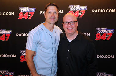 Walker Hayes Meets Fans At 'Up Close & Country' in the RADIO.COM Theatre