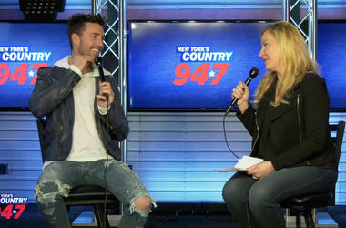 Jake Owen With Kelly Ford