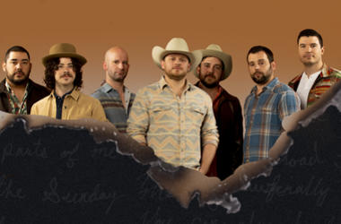 Josh Abbot Band Approved Pic