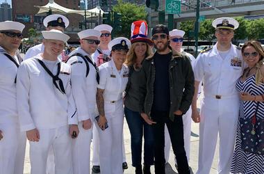 Kelly Ford, Chris Janson, Sailors