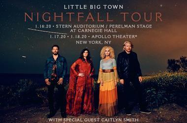 Little Big Town Tour 2020