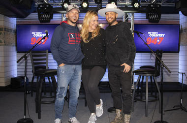 LOCASH visits the RADIO.COM Theater