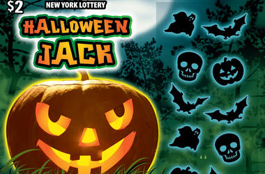 NY Lotto Halloween