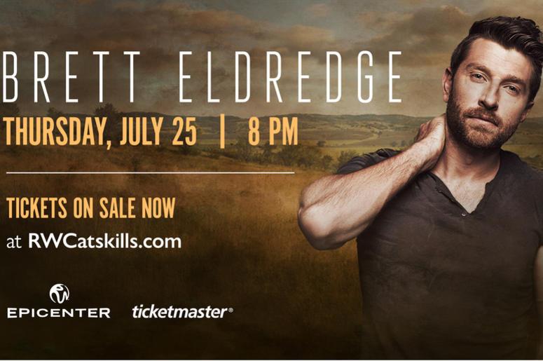 Brett Eldredge Tour 2019