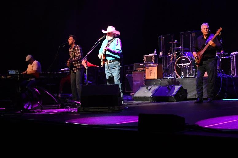 Charlie Daniels Performance