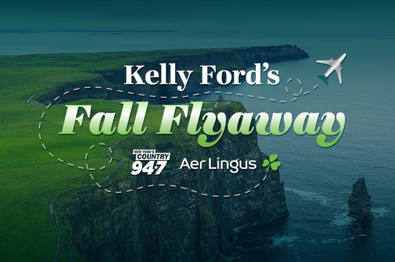Kelly Ford's Fall Flyaway