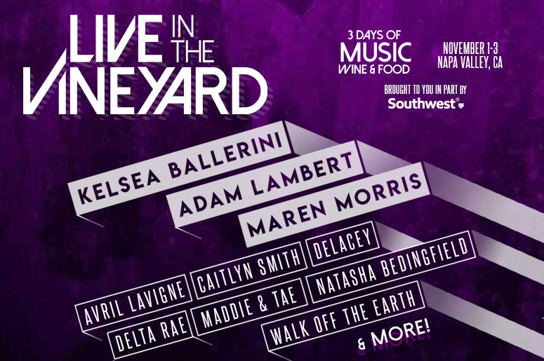 Live in the Vineyard 2019
