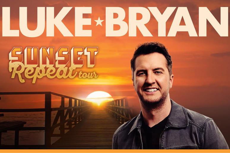 Luke Bryan Tour 2019 Artwork