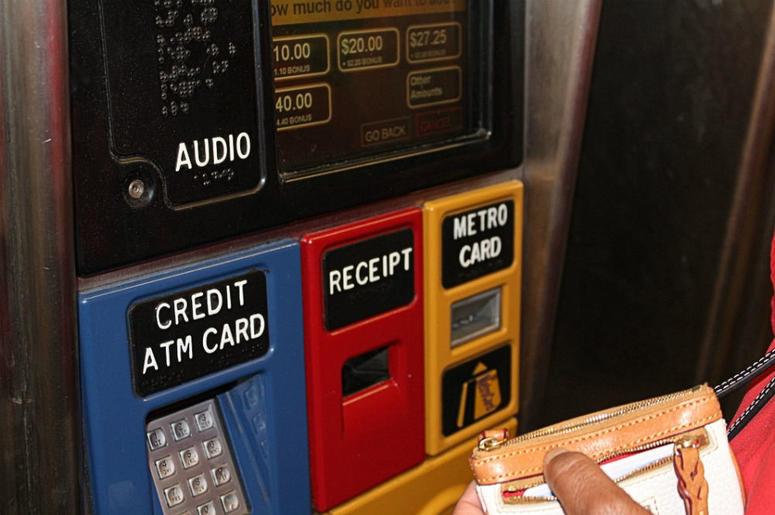 MTA Ticket Machine