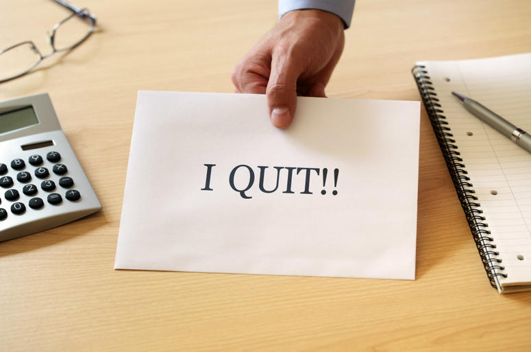 Quit Job Resignation