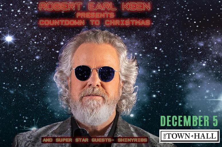 Robert Earl Keen Tour 2019