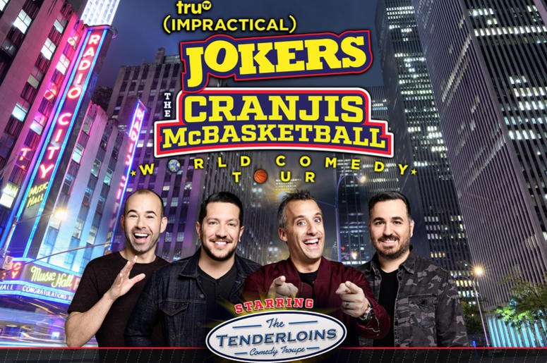 Impractical Jokers - SO