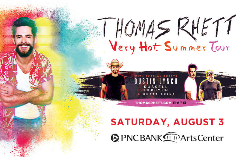 Thomas Rhett Tour 2019