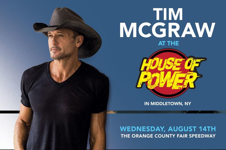 Tim McGraw Tour 2019