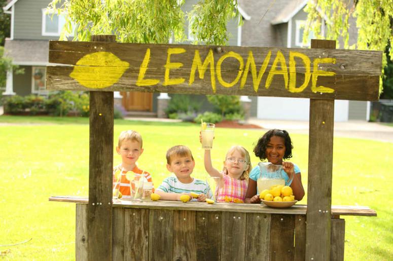 lemonade stand kids