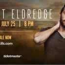 Brett Eldredge Tour 2019