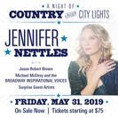 Jennifer Nettles Tour 2019