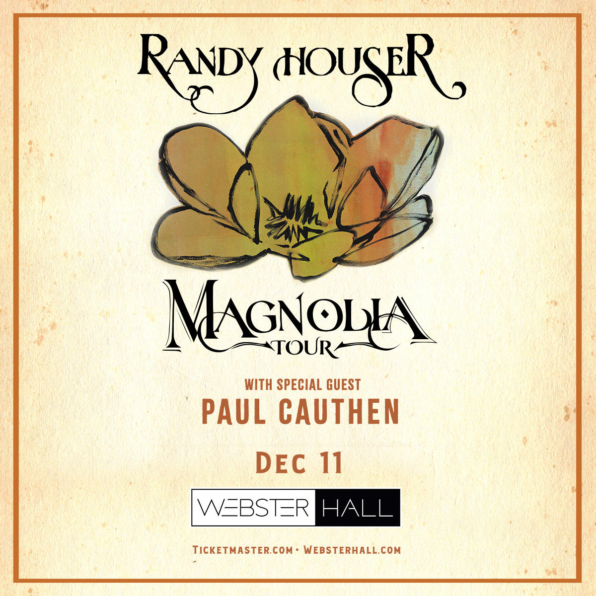 Randy Houser Tour 2019