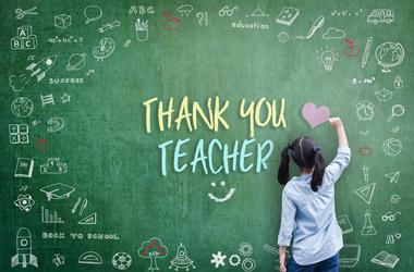 teacher students