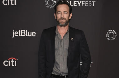 Luke Perry has reportedly been hospitalized following a stroke