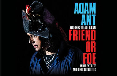 Adam Ant Hard Rock