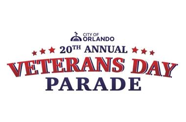 Veterans Day Parade Logo