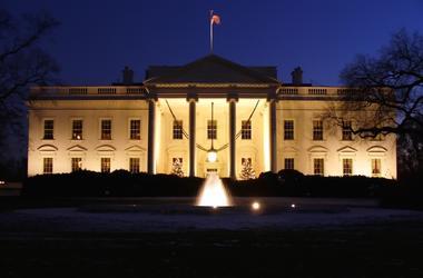White House Christmas