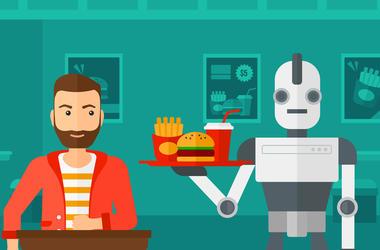 food robot