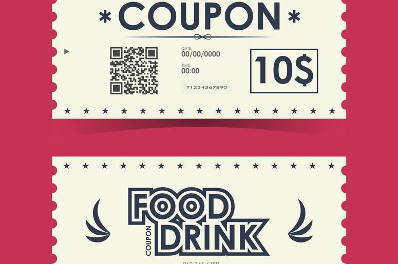 coupon template
