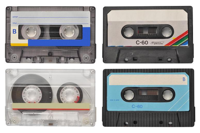 cassette tapes