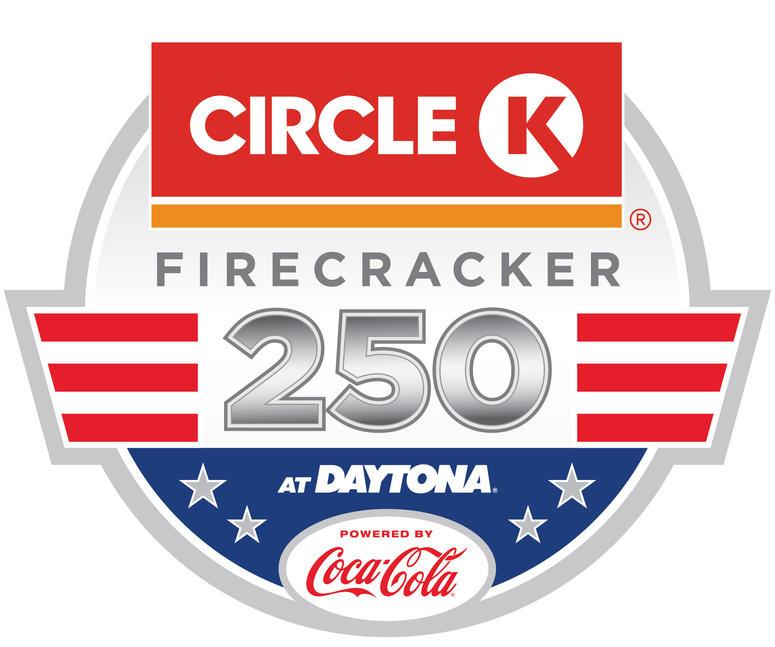 Circle K Firecracker 250 Logo