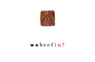 We Beefin Cover