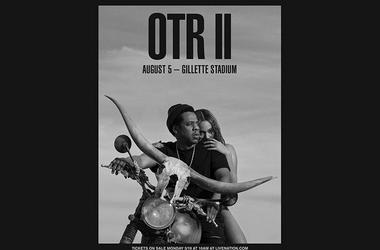 Beyonce Jay-Z OTR II
