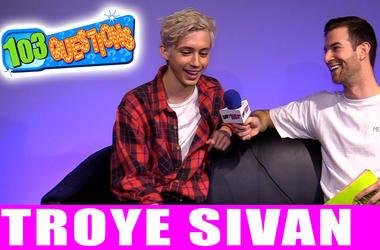 103 Questions Troye Sivan