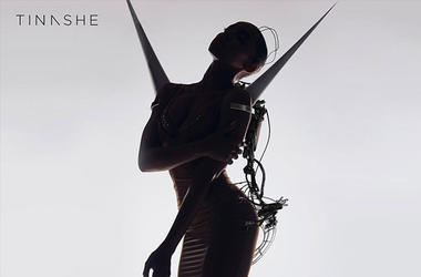 Tinashe 'Joyride' Album Cover