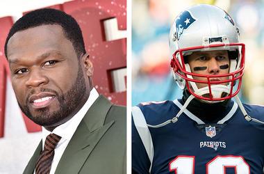 50 Cent Tom Brady