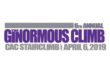 ginormous climb