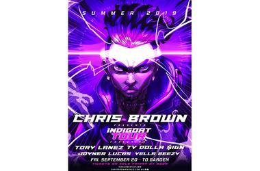 Chris Brown Tour