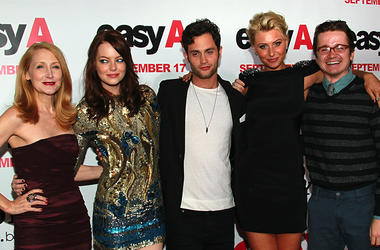 'Easy A' Cast